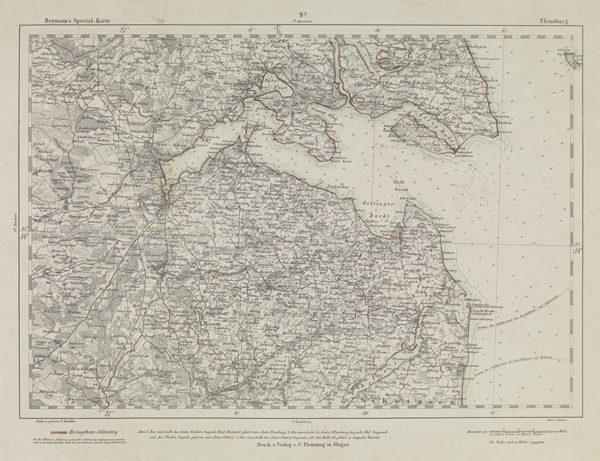 Flensburg Karte.Einzelobjektansicht Museen Schleswig Holstein Hamburg