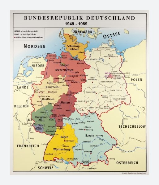 Museen Im Saarland Objekt Landkarte