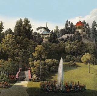 Parkomanie. Die Gartenlandschaften des Fürsten Pückler