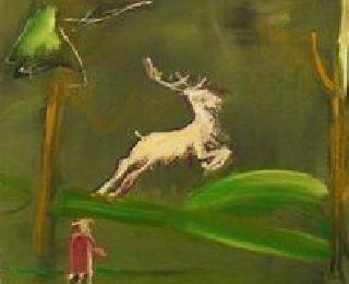 Zillys Welt. Gemälde und Holzschnitte der Künstlerin Ulrike Zilly