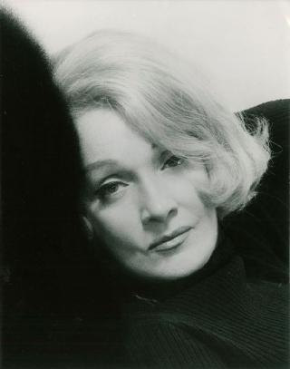 """""""Eine Auswärtige Affäre"""", Regie Billy Wilder, USA 1948, mit Marlene Dietrich"""