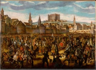 Königsglanz und Gloria – Krönungen in Bratislava/Preßburg 1563-1835