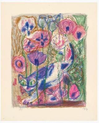 Der Steindruck im Fokus - Finessen der Farblithographie