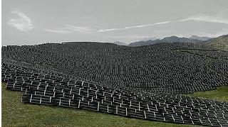 Andreas Gursky nicht abstrakt