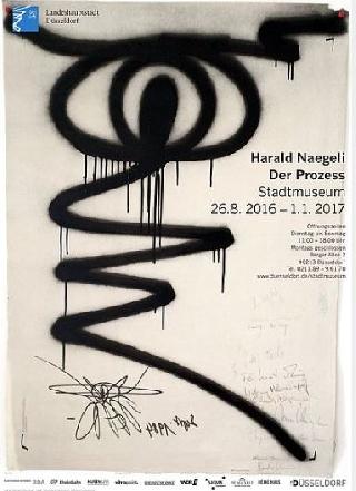 Künstlergespräch mit Harald Naegeli