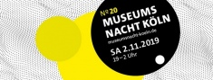20. Museumsnacht Köln